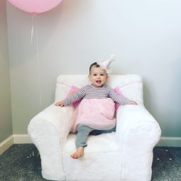 Isla's Winter ONEderland Party